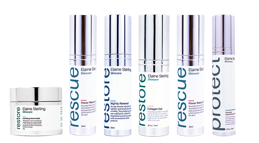 Elaine Sterling Skincare Preventative Collection